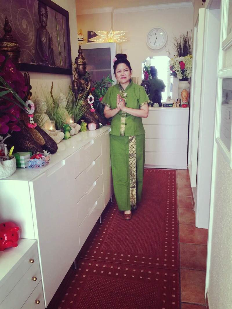 Kesinee Thai Massage Hamburg